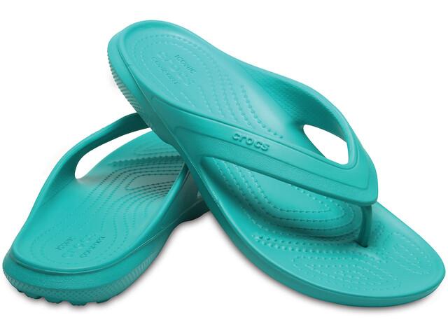 Crocs Classic - Sandales - turquoise